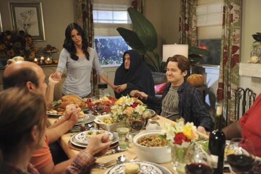 A Cougar Town Thanksgiving