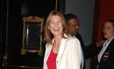 Ellen at a Premiere