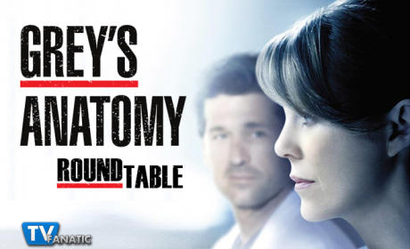 Grey's Anatomy Round Table: Are You a Superhero?