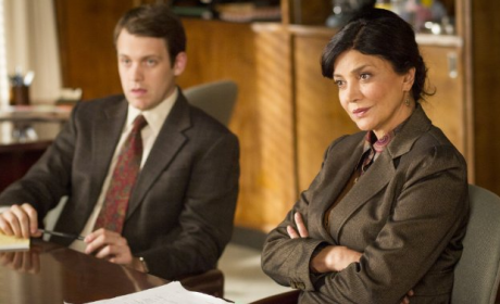 Shohreh Aghdashloo to Play Zigeunersprache on Grimm