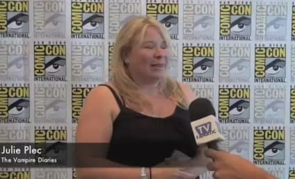 Julie Plec Speaks on Phoebe Tonkin, Vampire Diaries Season 4 Casting