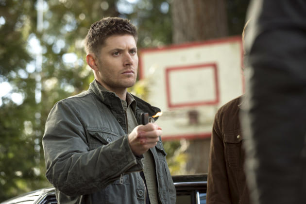Dean Carries the Flame