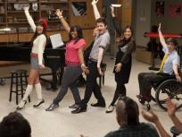 Glee Season 3 Episode 22