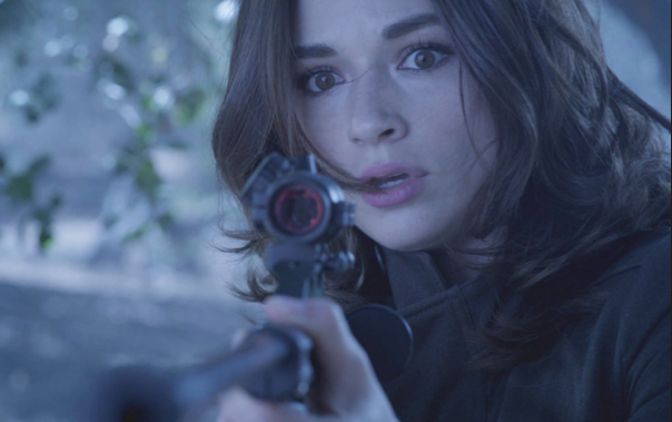 Allison Argent (Teen Wolf)