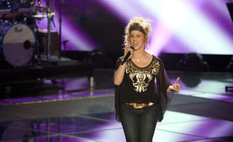 Adley Stump's Blind Audition