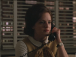 Peggy Worries About a Pitch