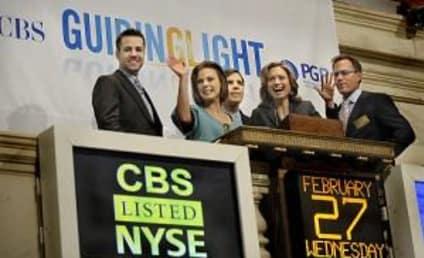 Guiding Light Stars Ring in Stock Market