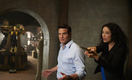 Warehouse 13 Review: The Final Countdown