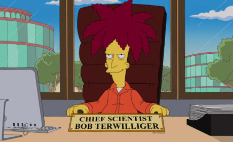 Sideshow Bob Returns!