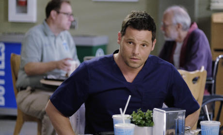 What's Alex Thinking? - Grey's Anatomy Season 12 Episode 6
