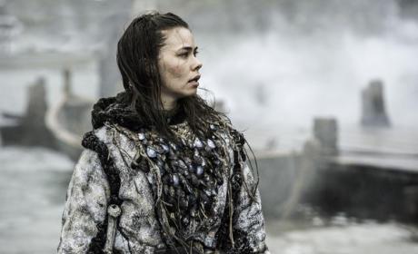 Meet Wildling Karsi  - Game of Thrones Season 5 Episode 8