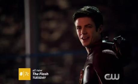 The Flash Season 1 Episode 22 Promo: Heroes Unite!