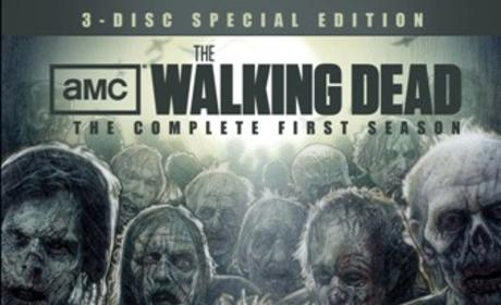 The Walking Dead Season One DVD: Features, Release Date