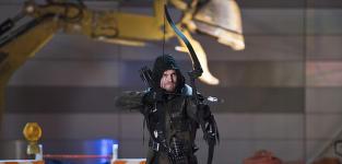 Archer Time - The Flash Season 1 Episode 22