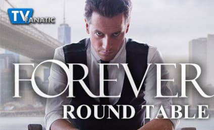 Forever Round Table: The Kiss?