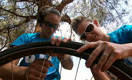 The Amazing Race Review: JJ Is An Angry Man