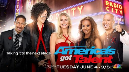 America's Got Talent Team