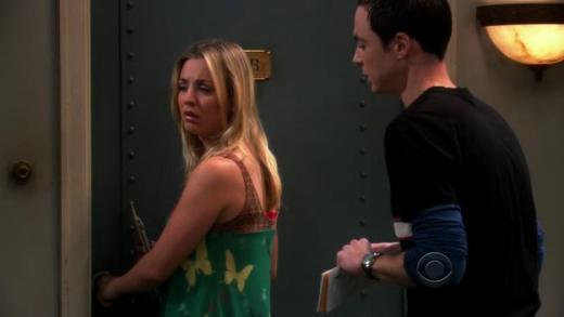 Sheldon Seeks Penny's Help