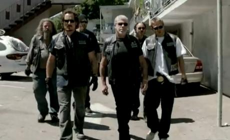 """Sons of Anarchy Promo: """"Fruit for the Crows"""""""
