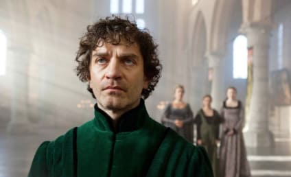 James Frain to Interrogate Ichabod on Sleepy Hollow