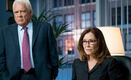 The Judge's Son - Major Crimes