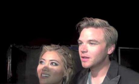 Brett Davern, Jessica Lu and Molly Tarlov Interview