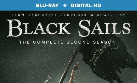 Ahoy! Black Sails Season 2 Blu-ray Giveaway! Enter Here!