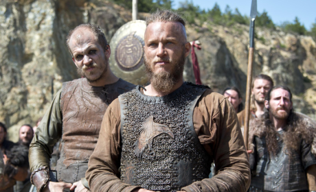 Do you think Lagertha will eventually return and join Ragnar's Viking love triangle?