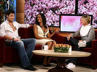 On Ellen...