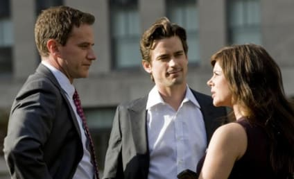 "White Collar Photos from: ""Threads"""