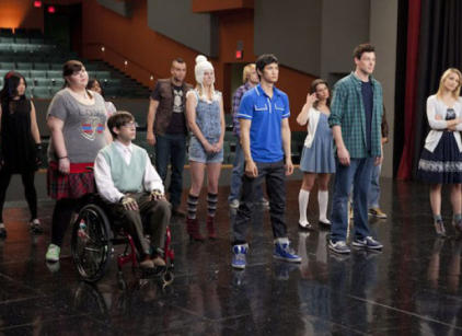 Watch Glee Season 2 Episode 18 Online