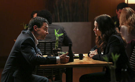 The Mentalist Photo Preview: Mapping It Out