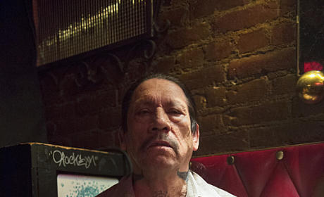 Danny Trejo as a Retired Assassin, Tuhon