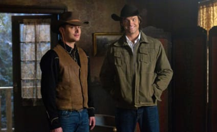 Supernatural First Look: Sam, Dean and the Old West