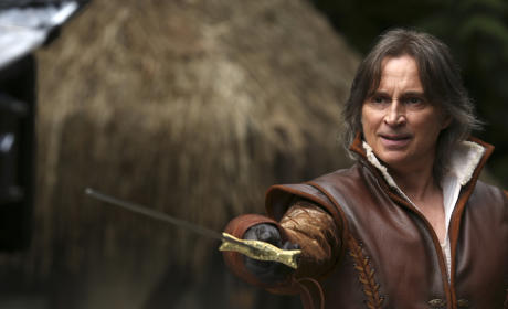 Once Upon a Time Season Finale Photos: The Author's Twist
