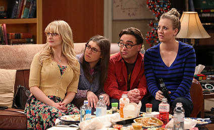 The Big Bang Theory Review: Mommy Issues