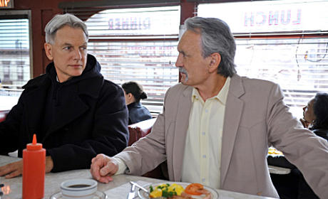 NCIS 200th Episode Photos: Mike Franks Sighting!