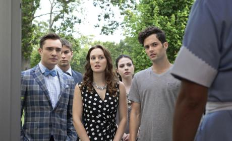 Gossip Girl Season Premiere Synopsis: Together But Apart