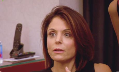 Bethenny Is Shocked - The Real Housewives of New York City