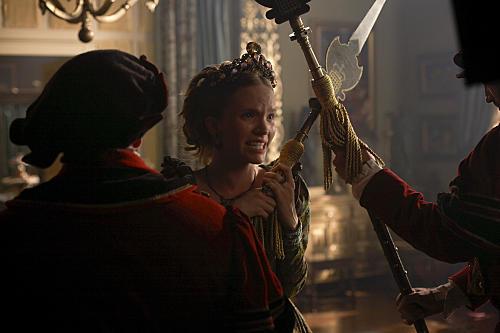 Tamzin Merchant on the Tudors