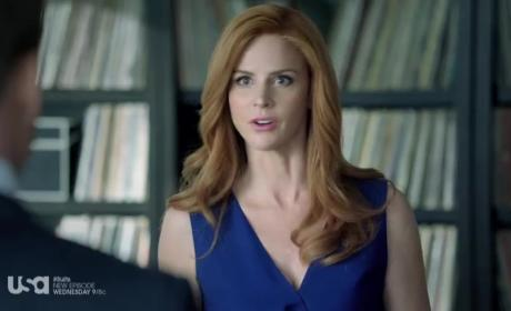 Suits Season 5 Episode 3 Promo: Harvey Panics!