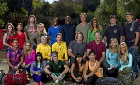 Amazing Race 22 Cast: Firefighters, Cancer Survivors and More!