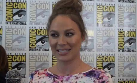 Moon Bloodgood Comic-Con Q&A