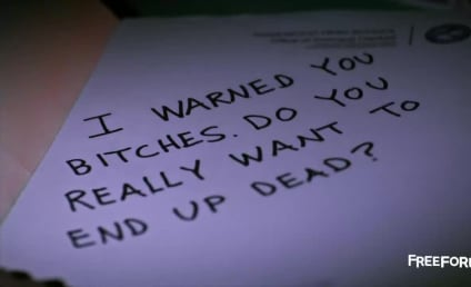 Pretty Little Liars Preview: Is Caleb Dead?!?