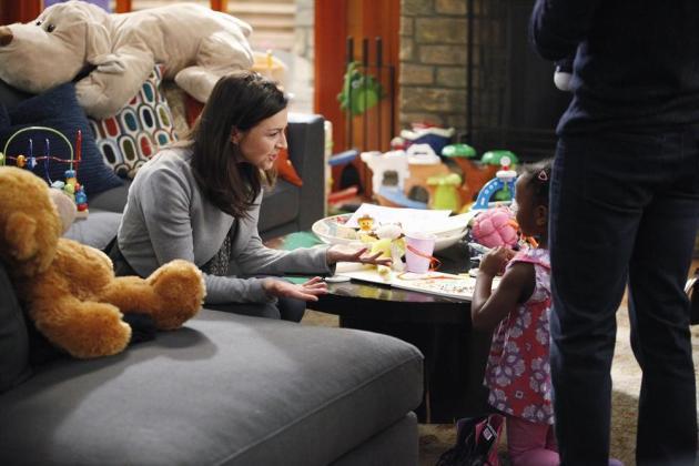 Amelia at Play