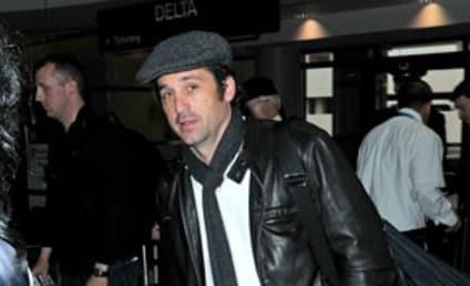 Patrick Dempsey: Airport Stylish