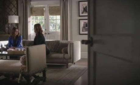 Pretty Little Liars Clips: What is Ashley Hiding?