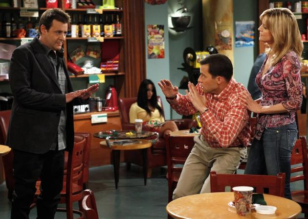 Judd Nelson on Two and a Half Men