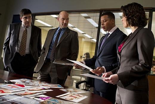 Law & Order: LA Scene
