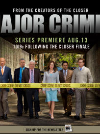 Major crimes cast pic
